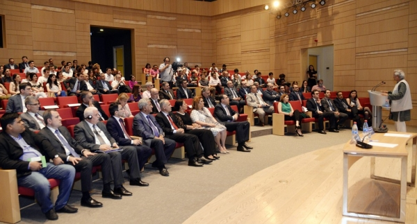 Nobel Peace Prize Laureate delivered lecture at ADA University