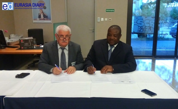 The agreement signed between Eurasia Media Network and Media Action for Peace & Development in Africa