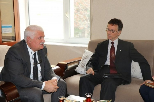The head of UNHCR in Azerbaijan met with IEPF chairman