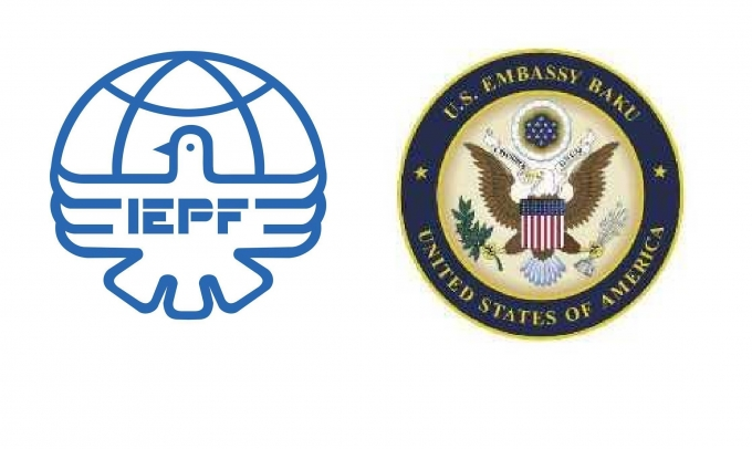 IEPF's projects funded by Embassy of USA in Azerbaijan launch.