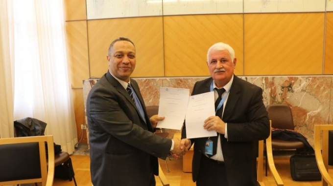 IEPF becomes a partner of Global Water, Safety and Health Institute