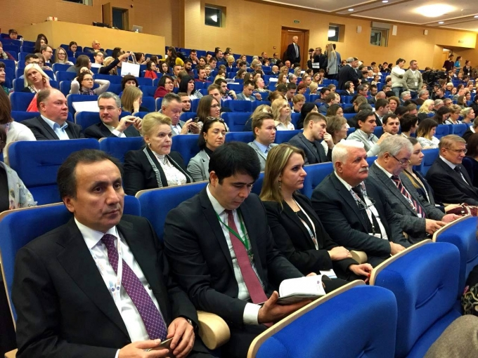 Azerbaijan is represented at the IV Financial University International Forum in Moscow