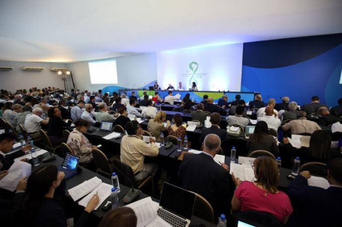IEPF attends the 8th World Water Forum in Brazil