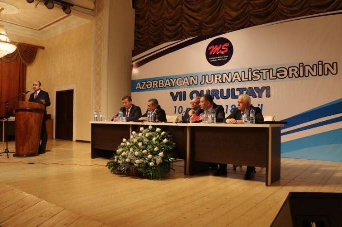 MŞ sədri və İdarə Heyətinin yeni tərkibi seçildi - FOTOLAR
