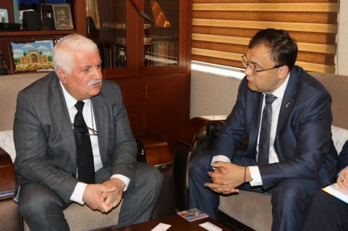 Deputy Minister of Foreign Affairs of Ukraine hails the active role of civil society in Azerbaijan