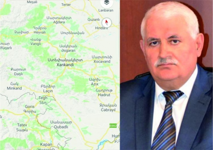 """The IEPF President comments on the provocation of """"Google Maps"""""""