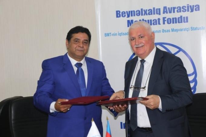 Azərbaycan və Pakistan media qurumları Anlaşma Memorandumu imzaladı
