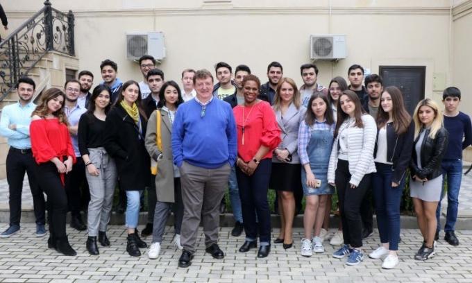 BAMF və AIESEC Azərbaycanda bir günlük Liderlik Forumu keçirdi
