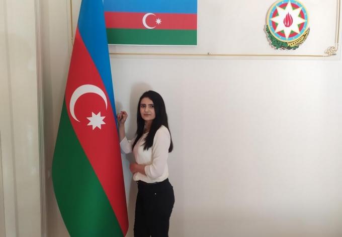 Gültac Rasim qızı Həsənova
