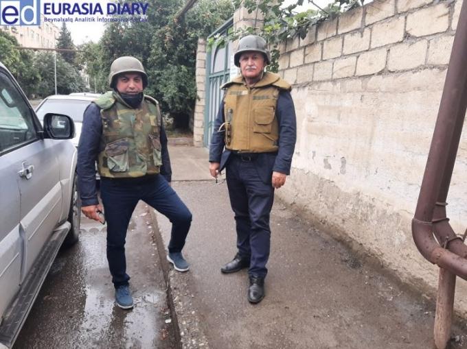 """Atəşkəs elan olunsa da, silahlar susmadı"" - BAMF prezidenti son durumu izah edib - FOTOLAR"