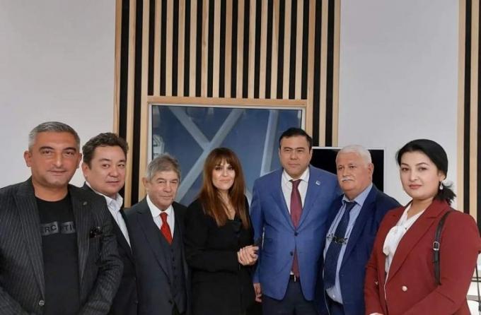BAMF və UNEC TF nümayəndələri Özbəkistan Jurnalistika və Kütləvi kommunikasiyalar Universitetində olublar